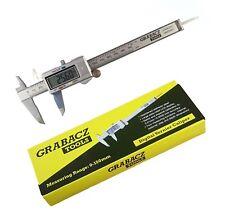 Vernier Digital Caliper Acier inoxydable 150 mm Micromètre Outil électronique