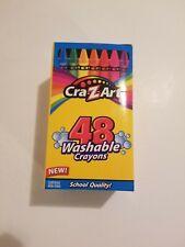Cra-Z-Art 48 Washable Crayons