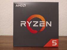 AMD Ryzen 5 1600 BOX (mit Tray und Sticker) OHNE CPU
