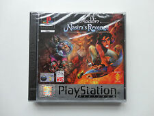Aladdin in Nasira's Revenge - Playstation 1 PS1 - New Sealed!