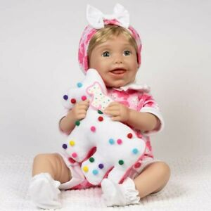 Paradise Galleries Reborn Toddler Doll - Sweetest Thing, GentleTouch Vinyl