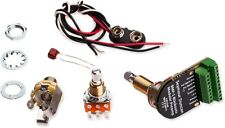 Seymour Duncan Blackouts Modular Electric Guitar Preamp, Standard Shaft