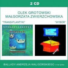 2CD OLEK GROTOWSKI M. ZWIERZCHOWSKA Transatlantyki / Wybór