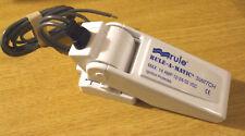 Float switch for bilge pump 12/24v RULE MODEL 35A