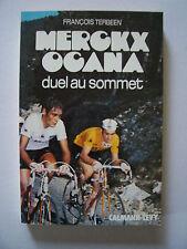 (Cyclisme) Merckx-Ocaña / François Terbeen / éd.Calmann-Lévy - 1974 (TBE +envoi)