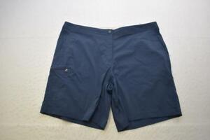L.L. Bean Cargo Shorts Tactical Fishing Nylon Hiking Camp Womens Size 18 W