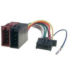 CONNETTORE ISO AUTORADIO PIONEER 16 PIN RADIO DEH-2300UB DEH-2300UBB adattatore