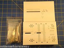 BackTrack Retro Pro Chassis building Jig for 1/24 Slot car Mid America Raceway