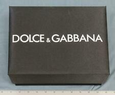 Dolce & Gabbana Large Jewelry Presentation Box Genuine dq