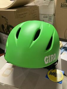 ! Giro Launch MIPS Youth Small Snow Snowboarding Ski Helmet Matte Bright Green