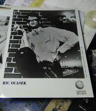 Bob Carlos Clarke THE CARS RIC OCASEK Genuine Vintage 1982 Promotional Photo