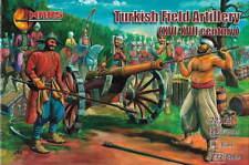 Mars 72103 - Turkish Field Artillery Xvi-xvii Century 1 72 Plastic Figures