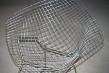 Knoll Bertoia Diamond Lounge Chair with Red Cover