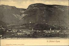 ST. Michael S. Michele Appiano Italia Italia ALTO ADIGE ~ 1900 panorama villaggio montagne
