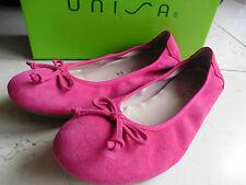 Unisa Schuhe für Mädchen im Ballerinas-Stil aus Wildleder günstig ... 0a6546cf56