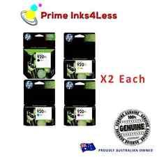 2x Sets HP Genuine HY 920BXL 920CXL 920MXL 920YXL CD975AA CD972AA CD973AA CD975A