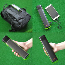 3000LM Solar Power Flashlight Torch Lamp 4000mAh Solar charger USB rechargeable
