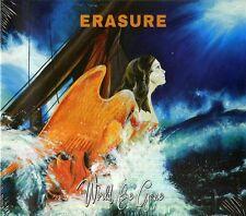 Erasure World Be Gone CD Nuovo Sigillato