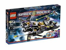LEGO® Space Police Space Police Lunar Limo Play Set 5984 NEW NIB Retired