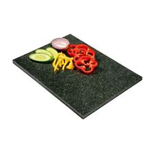 Granite Chopping Board/Worktop Save Cutting Elegant Black for Kitchen