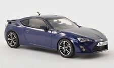 Toyota GT86 - galaxy blue 2013 1:43 J-Collection JC294