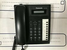 Panasonic KX-T7565 black telephone T7565