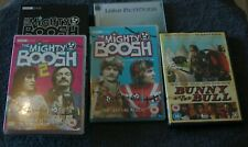 The mighty Boosh plus bonus bunny and the bull and