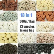 1Kg Aquarium Material Ceramic Ring Filter Media Stone Fish Tank Supplies Tools