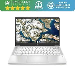 HP Chromebook - Intel Pentium Silver - 128GB SSD 8GB RAM - Full HD 1080p,