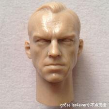 1/6 scale Blank Head Sculpt Captain America Hugo Weaving RED SKULL unpainted