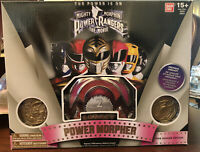 POWER RANGERS MIGHTY MORPHIN MOVIE LEGACY POWER MORPHER, PINK RANGER- NEW