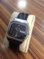 1970s  ALLWYN CRYSTAL 21 JEWELS AUTOMATIC WATCH orologio automatico
