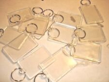 PHOTO FRAME KEYCHAINS LOT OF 48 KEYCHAINS. CARNIVAL TOY