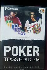 Texas Hold 'Em Poker (PC) used Fast post