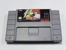 Slayers - Anime game For SNES Super Nintendo - Turn based RPG
