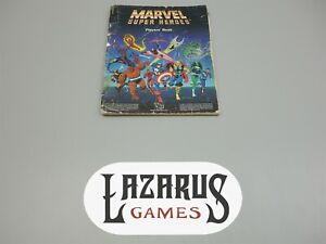 Marvel Super Heroes: Players Book
