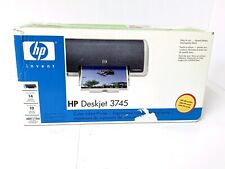 HP Deskjet  3745 Standard Inkjet Printer