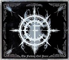 Carpathian Forest ‎– The Fucking Evil Years 3-CD (Defending Throne Of Evil etc)