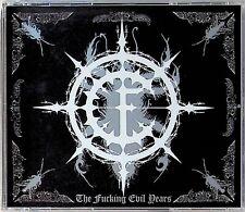Carpathian Forest – The Fucking Evil Years 3-CD (Defending Throne Of Evil etc)