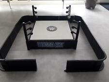 Ring mit Absperrung Barriere WWE Mattel Elite Wrestling Figur WWF Hasbro Jakks
