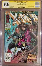 Uncanny X-Men #266 - 1X Sig Ser Claremont CGC 9.6 1st Full Appearance of Gambit