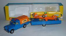 Corgi Toys Gift Set 19, Land-Rover, Nipper Aircraft and Trailer, - Superb Mint.