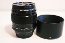 Fujifilm Fujinon XF 56mm F/1.2 R Lens - Black With Maker's Box