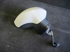 Seat Leon 2009-12 Offside Right Electric Wing Mirror - White