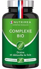 Detox Intestin Foie Colon 100% Naturel BIO Artichaut Radis Noir Curcuma