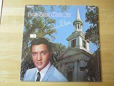 Elvis Presley LP, How Great Thou Art, RCA # LSP-3758 In factory shrinkwrap