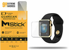 mStick Guardian 0.2 mm Protective Tempered Glass For Apple Watch 42mm
