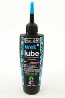 Muc-Off Wet Bicycle Chain Lubricant 4.1oz (120ml) Lube Bottle Road/MTB/CX/Fixed