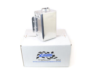Canton 80-201 Aluminum Recovery Coolant Tank Universal 2 Qt. Blemished