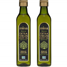Mina Extra Virgin Olive Oil Cold Extracted Premium Gourmet Single Origin (Pac.